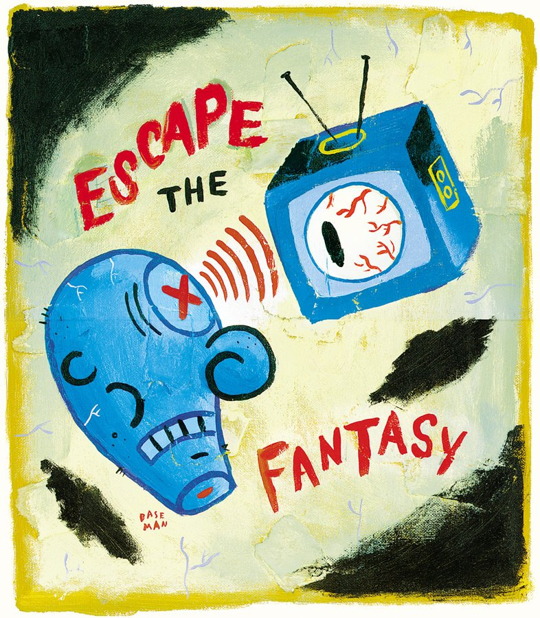 Escape the Fantasy from Adbusters
