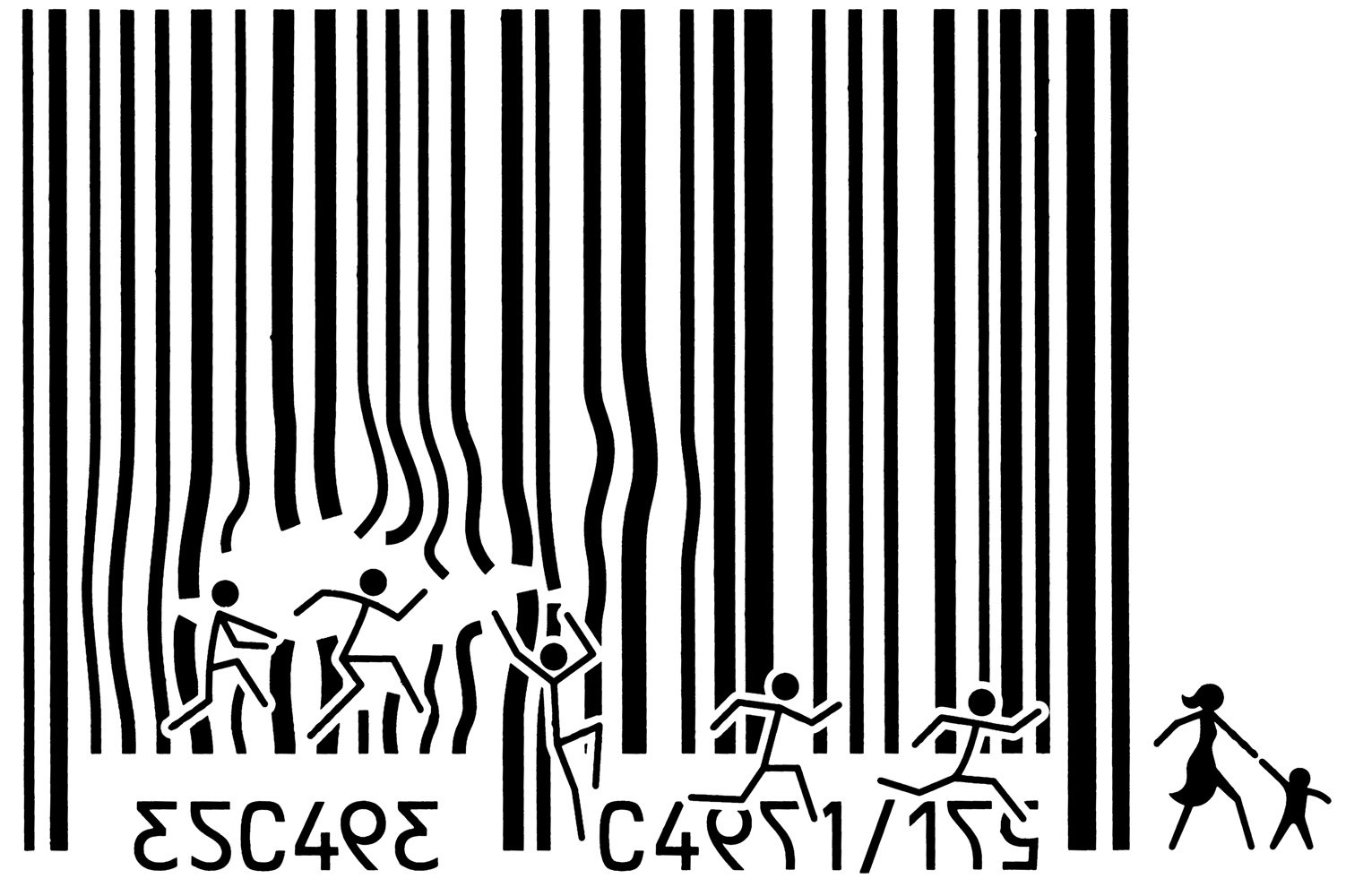 barcode from adbusters
