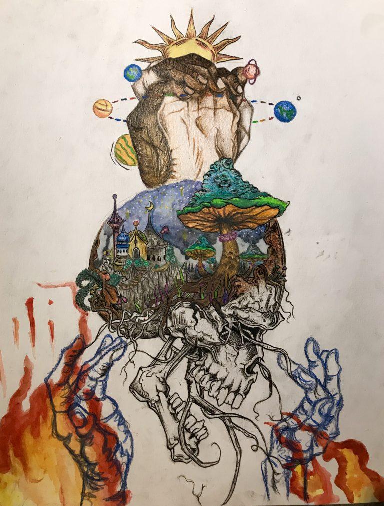 Art by Hana